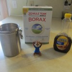 Borax Ant Killer Step 1